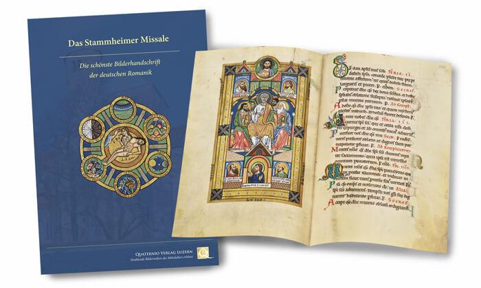 Stammheimer Missale, Faksimilemappe zur Edition