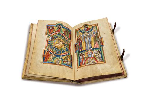 Stammheimer Missale, fol. 10v–11r