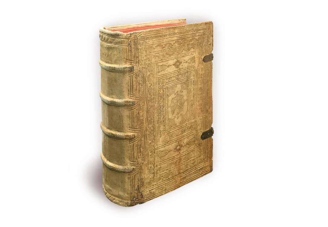 Stammheimer Missale, Einband der Faksimile-Edition