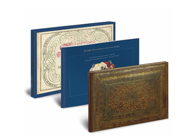 Prachtevangeliar aus Mariengraden - Kunstbücher aus dem Quaternio Verlag Luzern