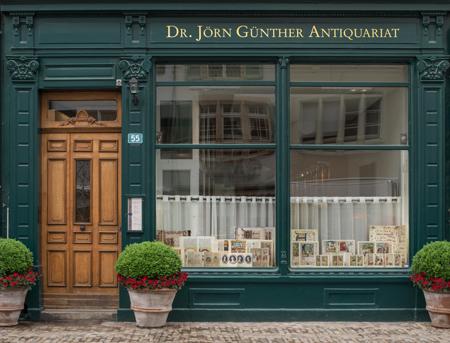 Antiquariat Dr. Jörn Günther in Basel - Partner des Quaternio Verlags Luzern