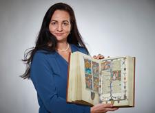 Sonja Portmann - Über uns - Mitarbeiterin beim Quaternio Verlag Luzern