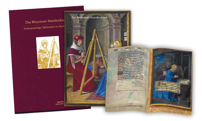 Briçonnet-Stundenbuch, Faksimilemappe zur Edition