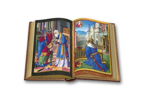 Briçonnet-Stundenbuch, fol. 69v–70r