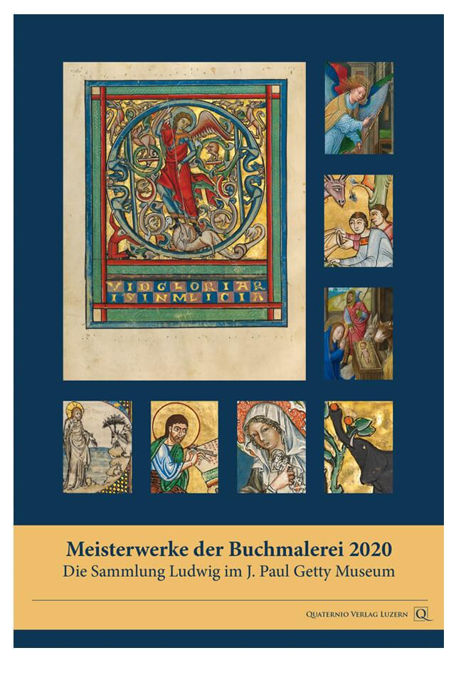 Wandkalender für 2020, Titelblatt