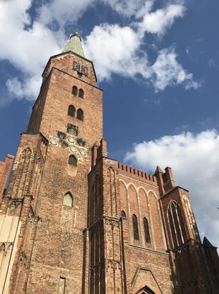 Brandenbourg, cathédral