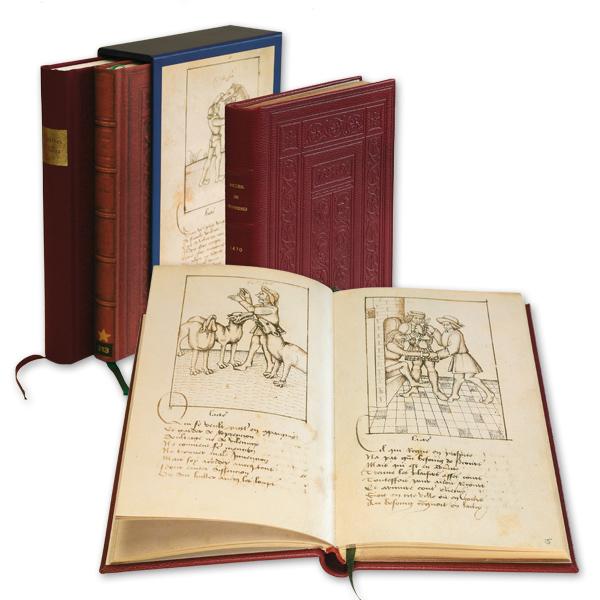 Kunstbuch-Edition: Proverbes en rimes