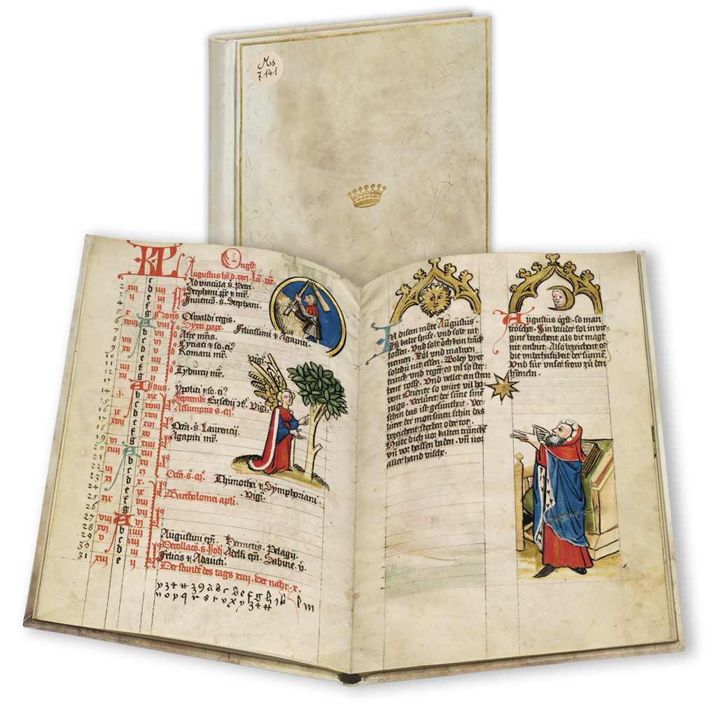 Medical-Astronomical Calendar, Month August