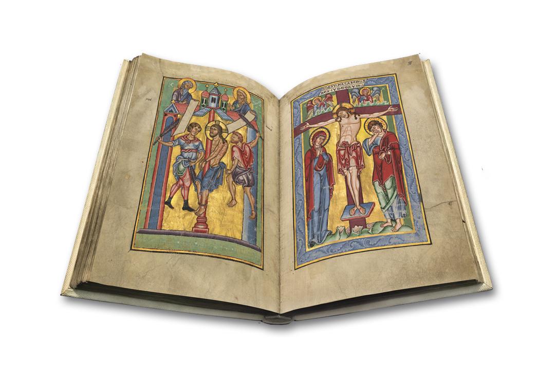 Brandenburger Evangelistar, Faksimile-Edition