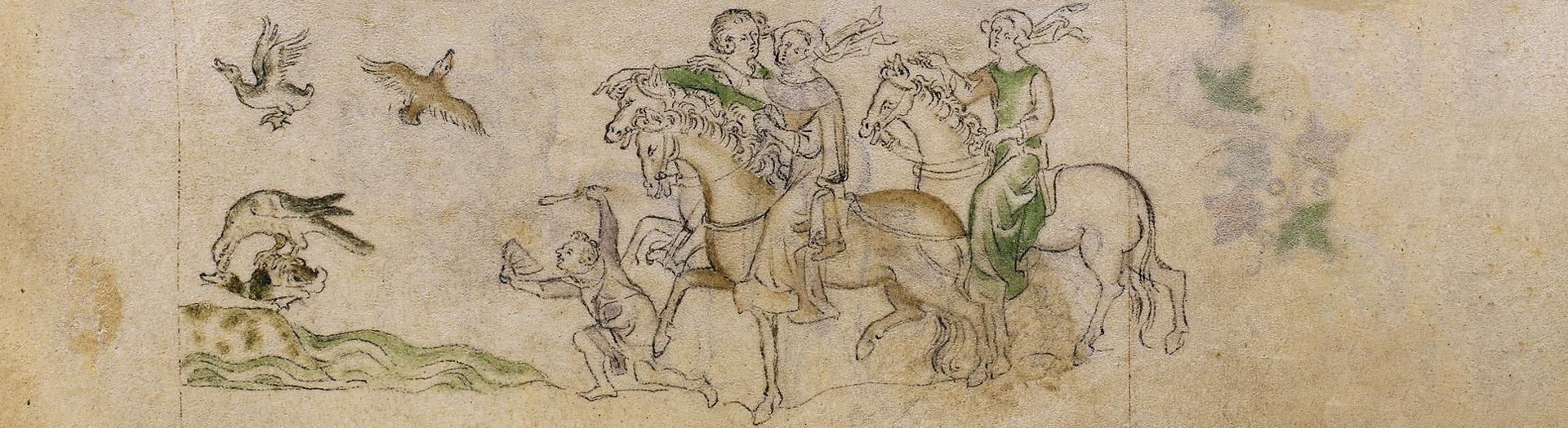 Queen-Mary-Psalter, fol. 151r