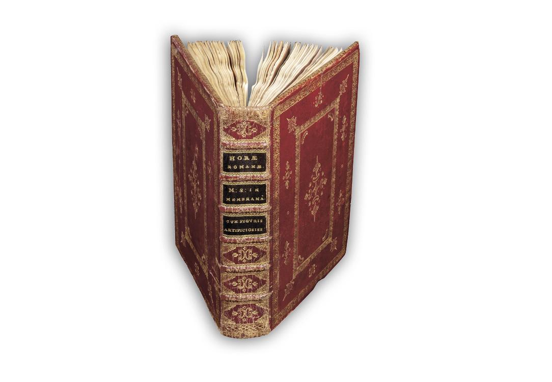 Briçonnet-Stundenbuch, Einband