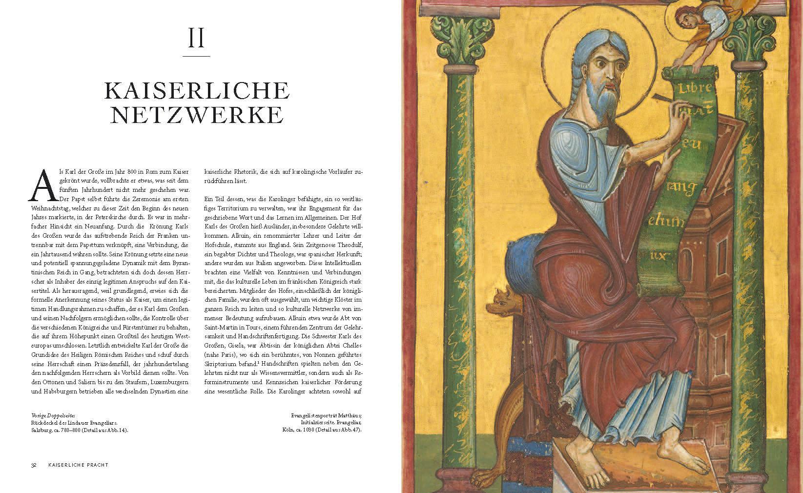 Kaiserliche Pracht, Kunstbuch-Edition, S. 32-33