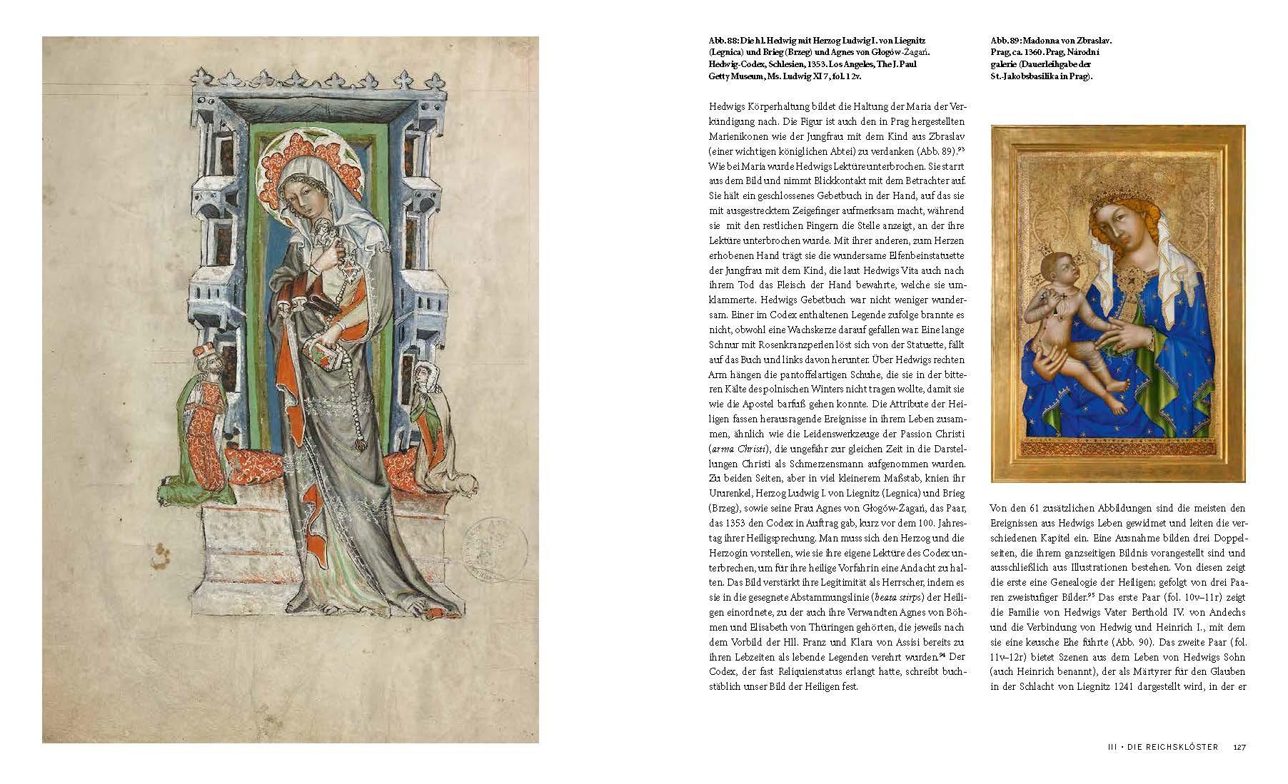 Kaiserliche Pracht, Kunstbuch-Edition, S. 126-127