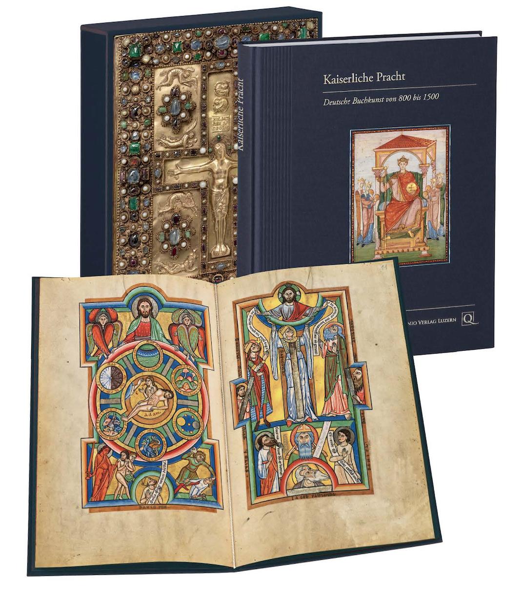 Kunstbuch-Edition: Kaiserliche Pracht