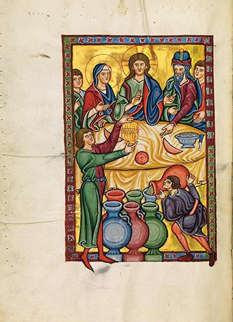 Bamberger Psalter, fol. 60v
