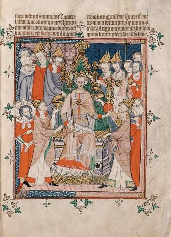 Corpus-Christi-Apokalypse, fol. 68r