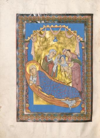 Passauer Evangelistar, fol. 37v